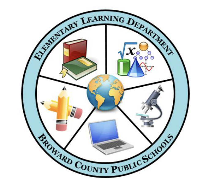 Broward Schools Elementary Learning Department Logo