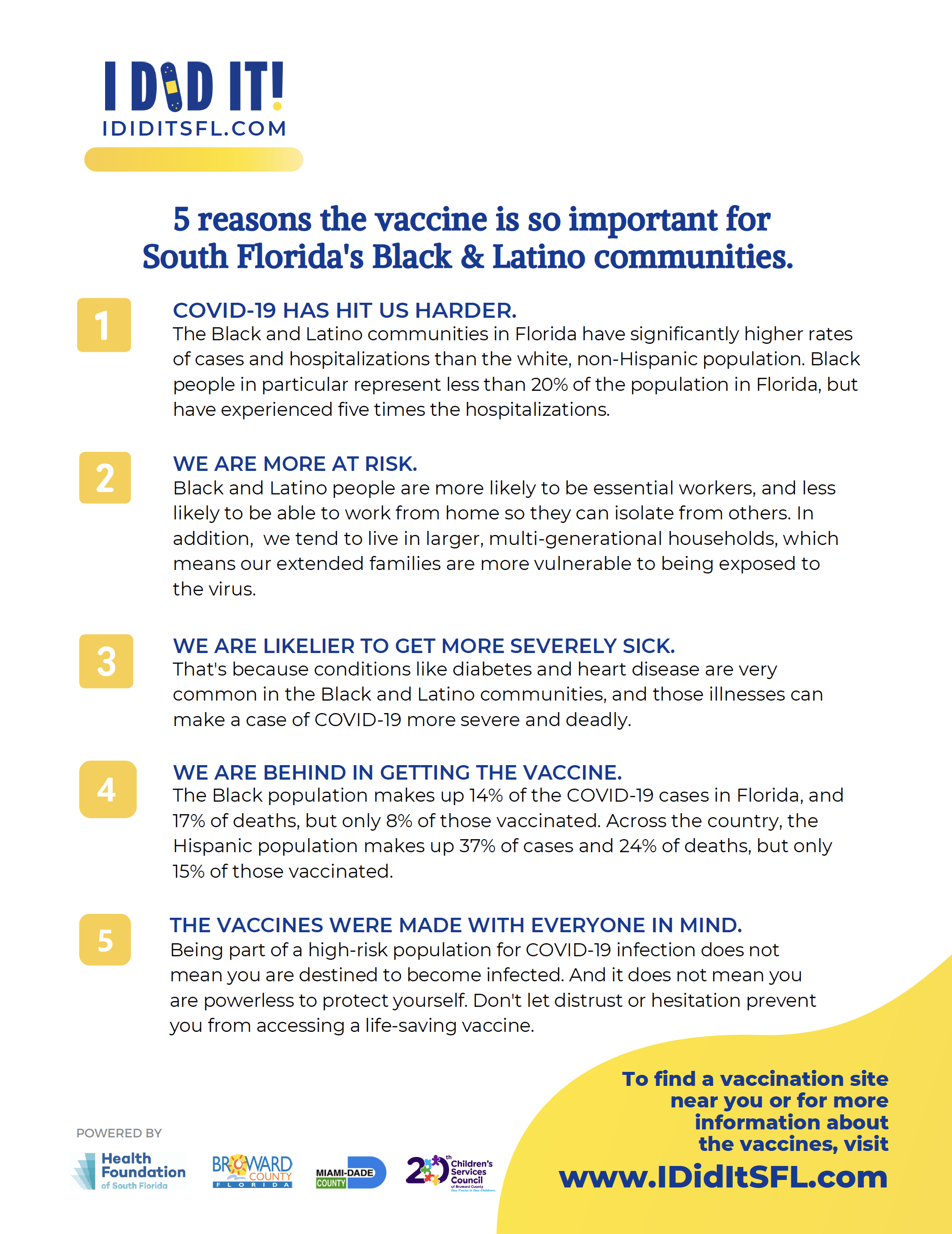 5 reasons the vaccine is important