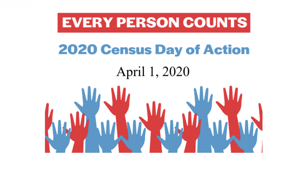 April 1st is Census Day!