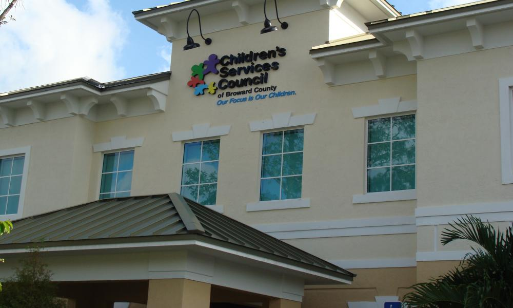 The Children's Services Council of Broward County main building